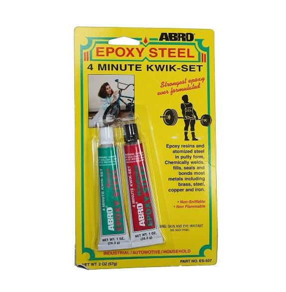 abro Клей эпоксидный двухкомпонентный Abro ЕS-507 (57г) ES-507 (12)