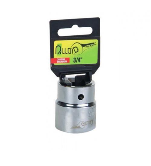 alloid Головка торцевая Alloid 3/4, 22мм (ТГ- 60122M) ТГ- 60122M (8/96)