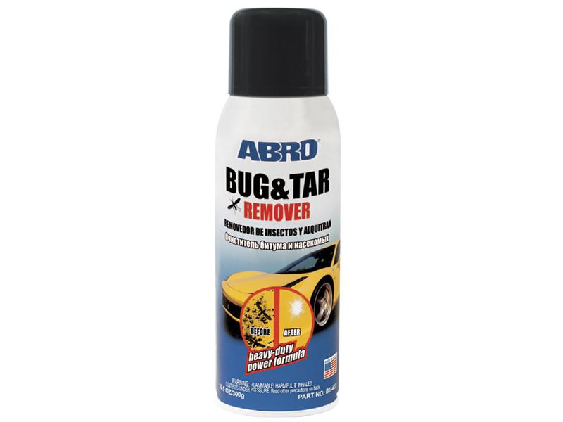 abro Очиститель битума и насекомых Abro BT-422 (340г) BT-422 (12)