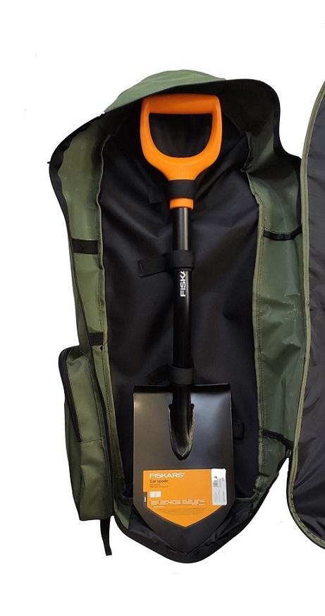 digger Рюкзак для металлоискателя и лопаты Digger Premium (олива) 233931037
