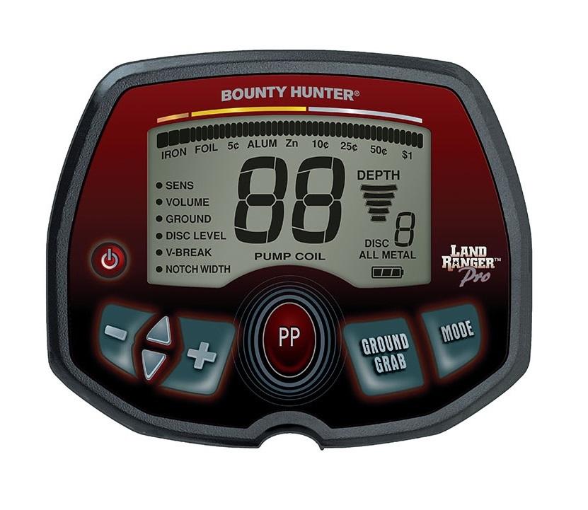 bounty hunter Металлоискатель Bounty Hunter Land Ranger Pro