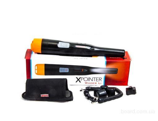 deteknix Пинпоинтер Deteknix XPointer Wader
