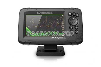 Эхолот Lowrance HOOK Reveal 5 TripleShot