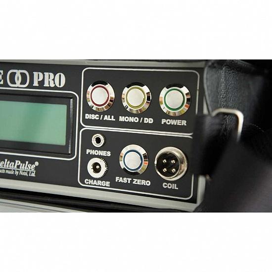 deltapulse Глубинный металлоискатель DeltaPulse Digital DD PRO (рама 110*110см) 10000798